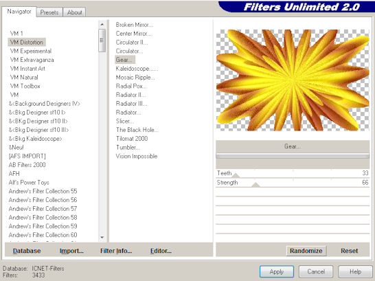 8-Effet VM Distortion -Gear